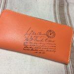 財布 風水で色を選ぶ オレンジの財布は要注意。そのわけは・・・