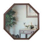 風水 玄関に置く鏡で良いとされている八角形の鏡の特徴とは